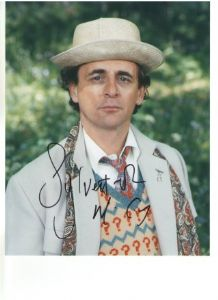 "Sylvester McCoy ""The 7th Doctor"" (Doctor Who) #2"